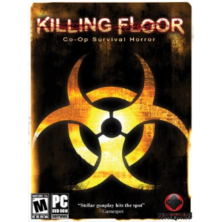 🔑 Killing Floor + Defense Alliance 2 - [[2x SteamGifts\RegionFree\InstantDelivery]]