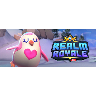 (XB1-Global) REALM ROYALE - Cuddles Chicken Skin + 200 Crowns <<Instant-Code>>