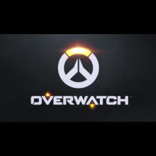 Overwatch  Digital Key  Global