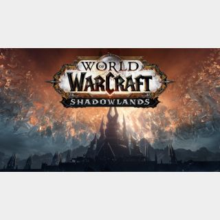 Auto delivery - WoW US  - World of Warcraft: Shadowlands Epic Edition