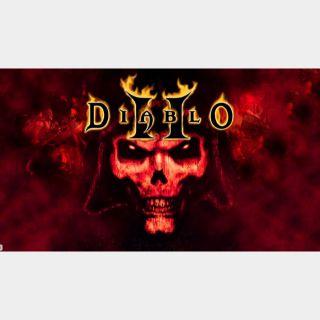 Auto delivery - Diablo 2  - Digital Code - Global