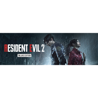 RESIDENT EVIL 2 / BIOHAZARD RE:2 Deluxe Edition Steam Key GLOBAL