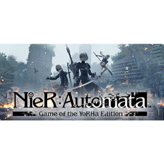 NieR:Automata Steam Key Global