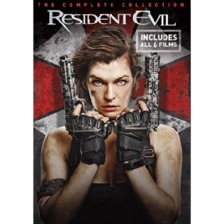 Resident Evil Collection Instawatch