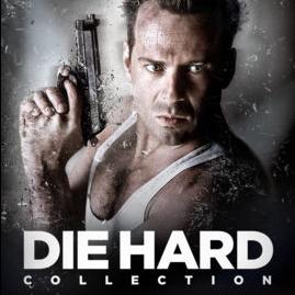 Die Hard 1-5 Collection Instawatch