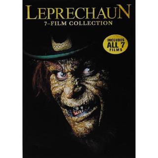 Leprechaun 1-7 Collection Instawatch
