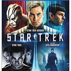 Star Trek Trilogy Instawatch