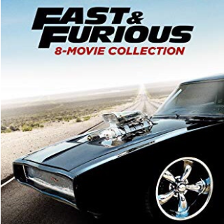 The Fast And The Furious Collection Instawatch