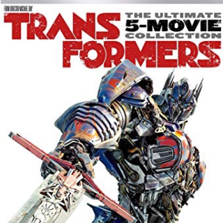 Transformers 1-5 Collection Instawatch