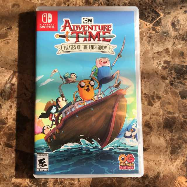Adventure Time: Pirates of the Enchiridion - Nintendo Switch Games