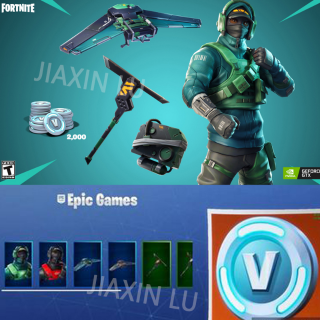 Bundle | Fortnite Counterattack