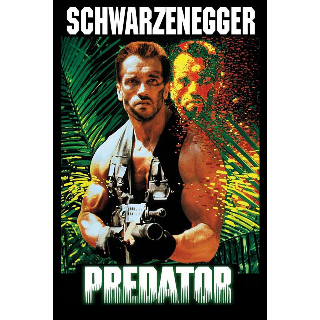 Predator Digital HD Movie - Instant
