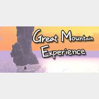 Great Mountain Experience VR (Instant delivery)