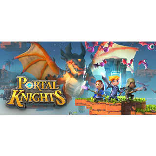 Portal Knights (Steam - Instant delivery)