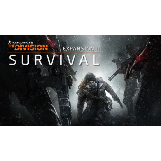 Tom Clancy's The Division - Survival DLC only (Global / Region-free - Instant delivery)