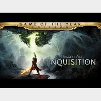 Dragon Age: Inquisition - Game of the Year Edition (Instant delivery)