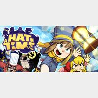 A Hat in Time (Instant delivery)