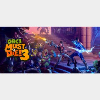 Orcs Must Die! 3 (Fast delivery)