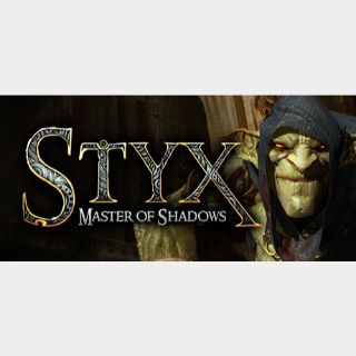 Styx: Master of Shadows (Instant delivery)