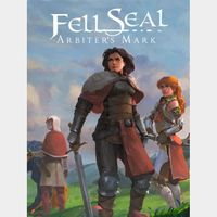 Fell Seal: Arbiter's Mark (Instant delivery)