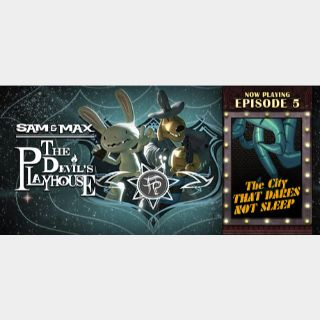 Sam & Max: The Devil's Playhouse (Instant delivery)