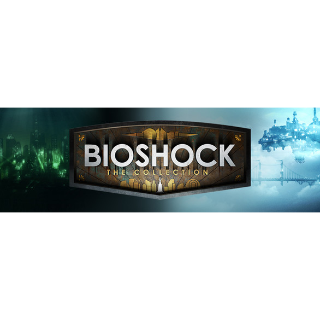 Bioshock: The Collection (EU Steam - Instant delivery)