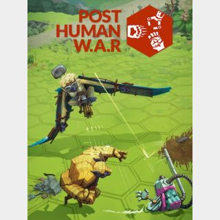 Post Human W.A.R (Instant delivery)