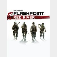 Operation Flashpoint: Red River (Instant delivery)