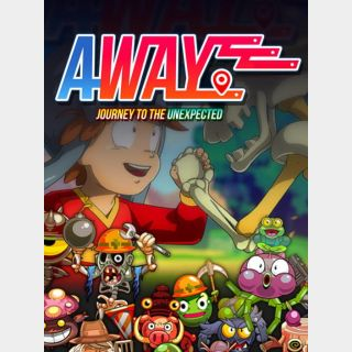 AWAY: Journey to the Unexpected (Instant delivery)