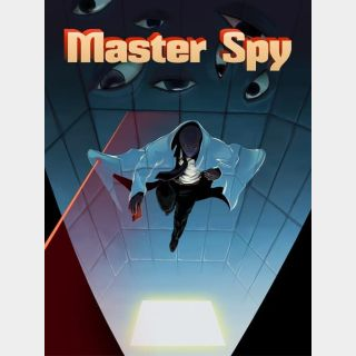 Master Spy Deluxe Edition (Instant delivery)