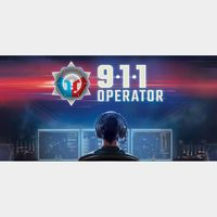 911 Operator (Instant delivery)