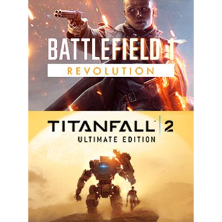 Battlefield 1 And Titanfall 2 Ultimate Edition Bundle