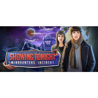 Showing Tonight: Mindhunters Incident (Steam - Instant delivery)