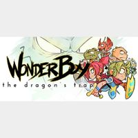 Wonder Boy: The Dragon's Trap (Instant delivery)