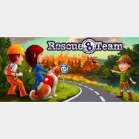 Rescue Team 8 (Instant delivery)