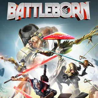 Battleborn + Starter Skin Pack + 230 Platinum Currency (PC Steam - Instant delivery)
