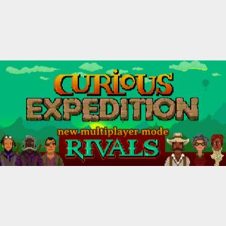 Curious Expedition (Instant delivery)