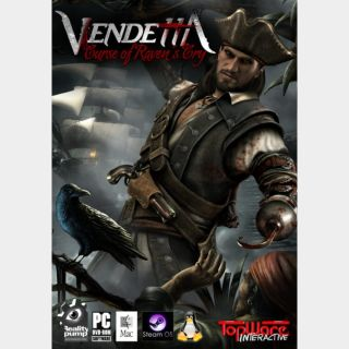 Vendetta: Curse of Raven's Cry (Instant delivery)