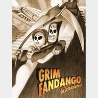 Grim Fandango Remastered (Instant delivery)