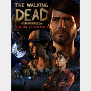 The Walking Dead: A New Frontier (Instant delivery)