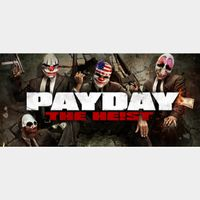 PAYDAY The Heist (Steam Gift Global)