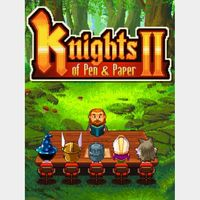 Knights of Pen and Paper 2 (Instant delivery)