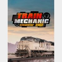 Train Mechanic Simulator 2017 (Instant delivery)