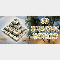 VR Mahjong worlds (Instant delivery)