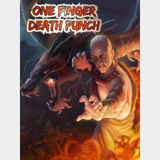 One Finger Death Punch (Instant delivery)