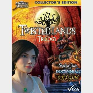 Twisted Lands Trilogy: Collector's Edition (Instant delivery)