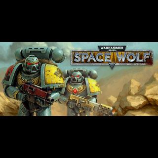 Warhammer 40,000: Space Wolf + DLC (Steam - Instant delivery)