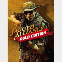Jagged Alliance: Gold Edition (Instant delivery)