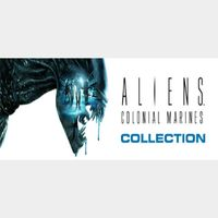 Aliens: Colonial Marines Collection (Steam - Instant delivery)