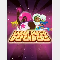 Laser Disco Defenders (Instant delivery)
